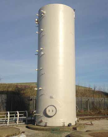 Lagertanks für Löschwasser - Abwasser - Regenrückhaltung