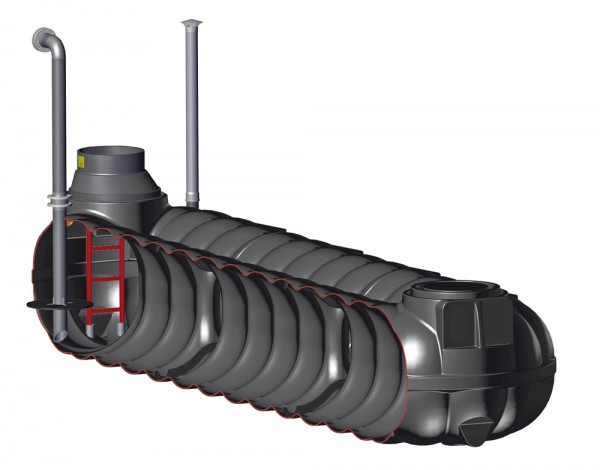 Löschwasserbehälter - NEOplus