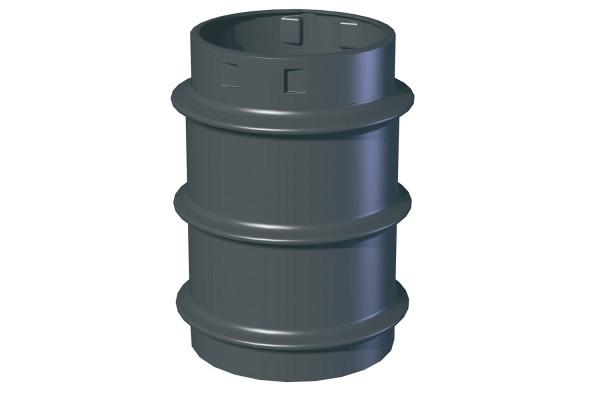 Verlängerungsrohr für Vorfilter Maxi